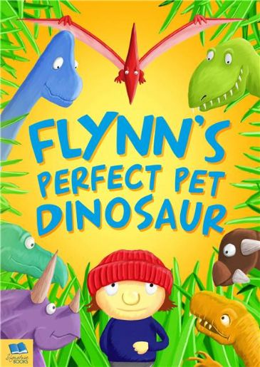 Perfect Pet Dinosaur - Hardback